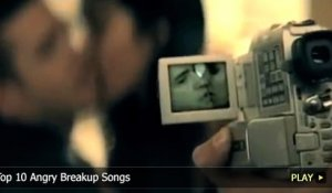 Top 10 Angry Breakup Songs