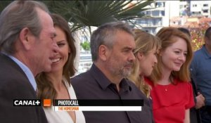 THE HOMESMAN - Photocall