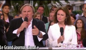 Gérard Depardieu tacle François Hollande et salue l'intelligence politique de DSK
