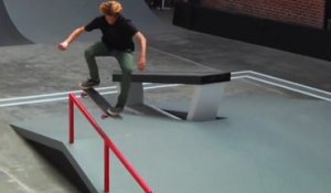 Street League 2014 Curren Caples Monster Micd Up - Skateboard