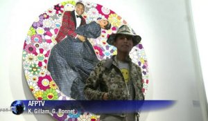 "Pharrell Williams commissaire de l'exposition ""GIRL"" à Paris"