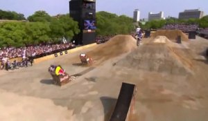 Les plus gros tricks en FMX par les RED BULL X-Fighters! Osaka 2014