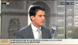 Bourdin Direct : Manuel Valls – 03/06