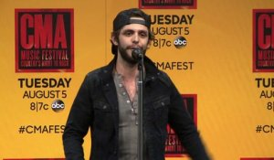 Thomas Rhett - Fullfilling His Dreams at CMA Fest