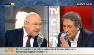 Bourdin Direct : Michel Sapin - 12/06