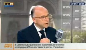 Bourdin Direct: Bernard Cazeneuve - 13/06