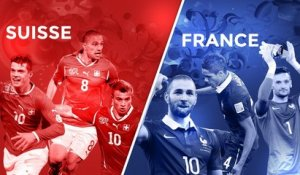 Suisse vs France : les compositions probables
