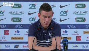 "Football / Koscielny : ""On est ambitieux"" 28/06"