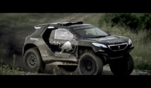 A bold technical gamble: Meet the Peugeot 2008 DKR