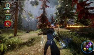 Dragon Age 3 Inquisition Gameplay PS4 Xbox One