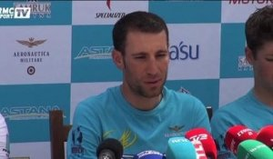 "Cyclisme / Nibali fera ""attention à Pinot et Bardet"" 15/07"