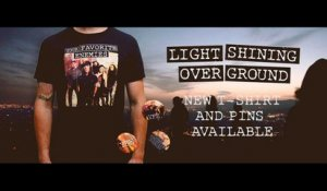 """Light Shining Over Ground"" t-shirt"