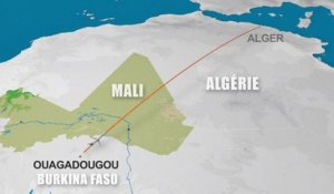 Crash d'un avion d'Air Algérie