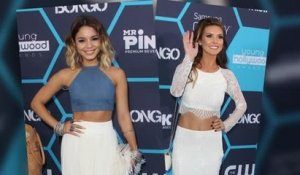 La bataille des nombrils aux Young Hollywood Awards