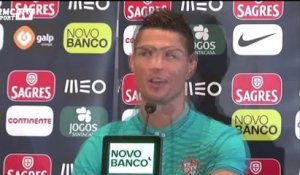 "Football / Ronaldo : ""Le but de Karim va lui donner de la confiance"" 12/10"