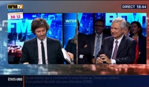 BFM Politique: L'interview de Claude Bartolone par Christophe Ono-dit-Biot - 12/10 (3/6)