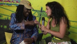 ALPHA BLONDY interview @ Rototom Sunsplash 2014