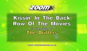 Zoom Karaoke - Kissin' In The Back Row Of The Movies - The Drifters