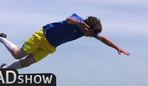 Funniest football dives! Cinema or sport?