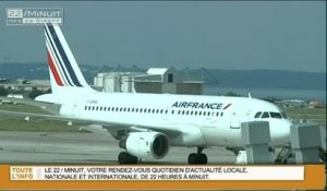 Marignane fortement touché par la grève d'Air France