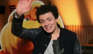 Le Lorax - Making of : Kev Adams (2)