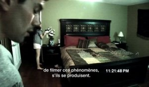 Paranormal Activity - Bande-annonce n°2 (VOSTF)