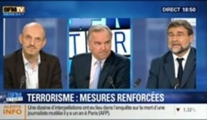 BFM Story: La France renforce ses mesures antiterroristes – 25/09