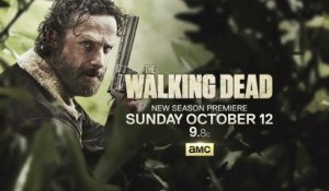 The Walking Dead Saison 5 bande annonce!