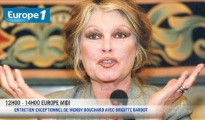 EVENEMENT - L'interview de Brigitte Bardot