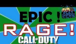 Rage Violent sur Call Of Duty : Modern Warfare 3