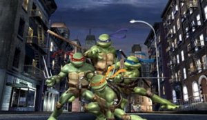 Les tortues ninja- Ext 2