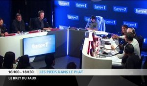 Cyril Hanouna [PDLP] - Le Bret du faux sur Kev Adams