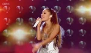 Watch Ariana Grande Rap