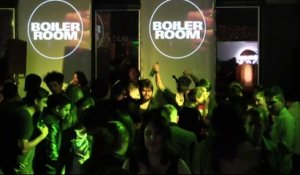 Zombies in Miami Boiler Room Mexico Live Set