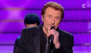 Calogero et Johnny Hallyday - Quelque chose en nous de Tennesse - Le Grand Show