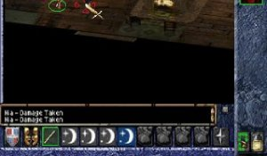 Baldur's Gate - Gameplay 2 - psx