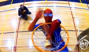 Spider-Man Is The BEST Dunker In The WORLD