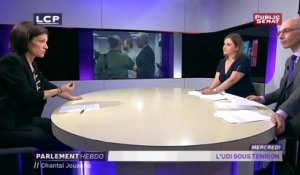Invitée: Chantal Jouanno - Parlement hebdo
