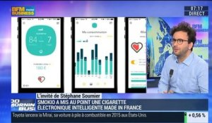 Tabagisme: Smokio lance une nouvelle version de son application pour smartphone: Steve Anavi - 18/11