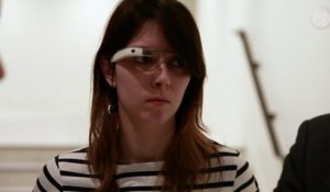 Niki de Saint Phalle à travers les Google Glass