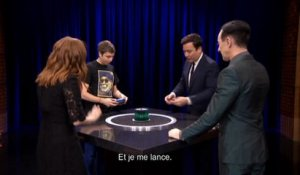 Jimmy Fallon  / Catch Phrase - Emission du 24 novembre sur MCM !