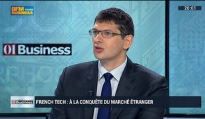 La French Tech accompagne les start-up françaises à l'international: David Monteau - 29/11