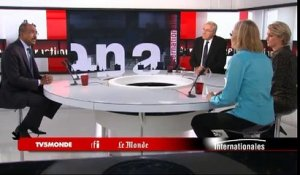 Michel Sidibé dans Internationales - 7 décembre 2014