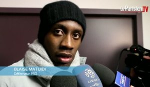 Guingamp-PSG (1-0). Blaise Matuidi : «Il faut faire attention !»