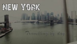 NEW YORK, Travelling by day * Trigone Production 2011