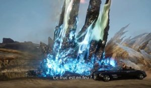 Final Fantasy XV - Bande annonce voix anglaises