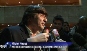 Affaire Musulin: Cluzet jugé pour diffamation envers Neyret