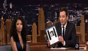 Jimmy Fallon / Nicki Minaj - Emission du 17 Décembre sur MCM !joined-allRick