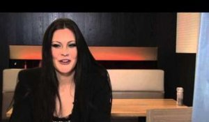 Nightwish interview - Floor (part 1)