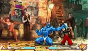 Phantomile joue à Street Fighter III : Third Strike (03/01/2015 18:53)